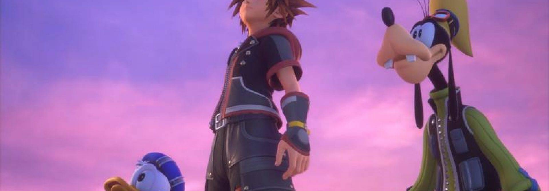 Kingdom Hearts 3: Final Battle Trailer