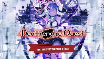 Brand New Death end re;Quest Trailer