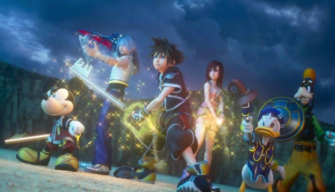 Kingdom Hearts 3 Opening Movie Reveals New Theme