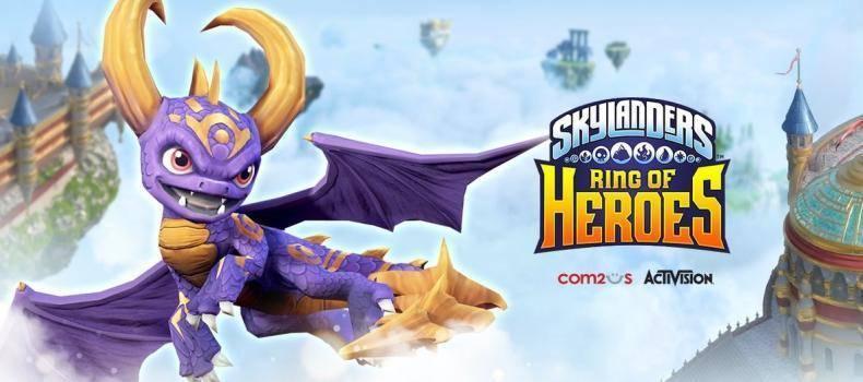Watch The New Skylanders Ring Of Heroes Gameplay Video