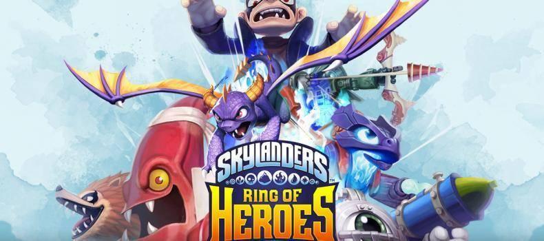 Skylanders Ring Of Heroes Launches In Canada, Australia & New Zealand