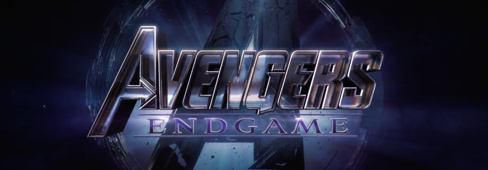 Avengers 4 Is Called Endgame — First Trailer