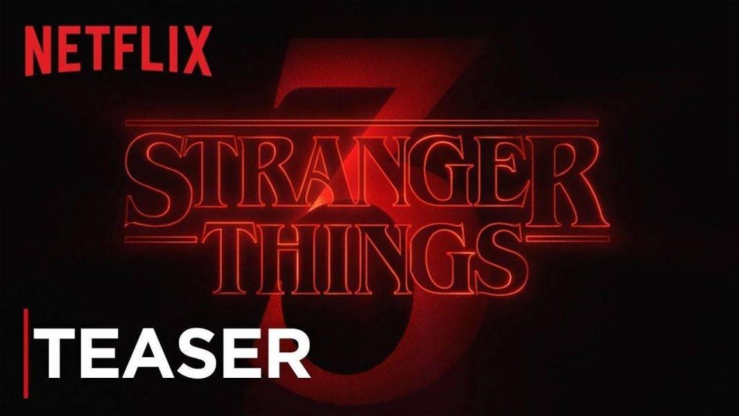 Stranger Things: Watch The Season 3 Teaser