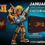 Jak II Physical Release Dated For January 25