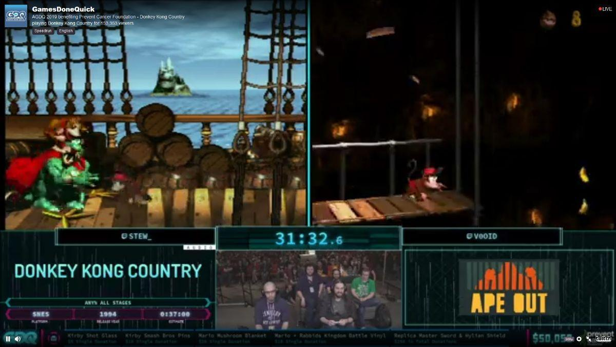agdq 2019