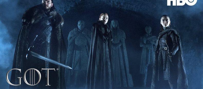 Game Of Thrones Season 7 Begins April 14