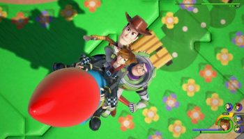 Kingdom Hearts 3 Is Almost Here: New Gameplay Video