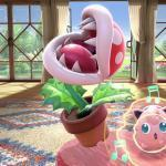 Piranha Plant Is Now Playable In Smash Bros Ultimate