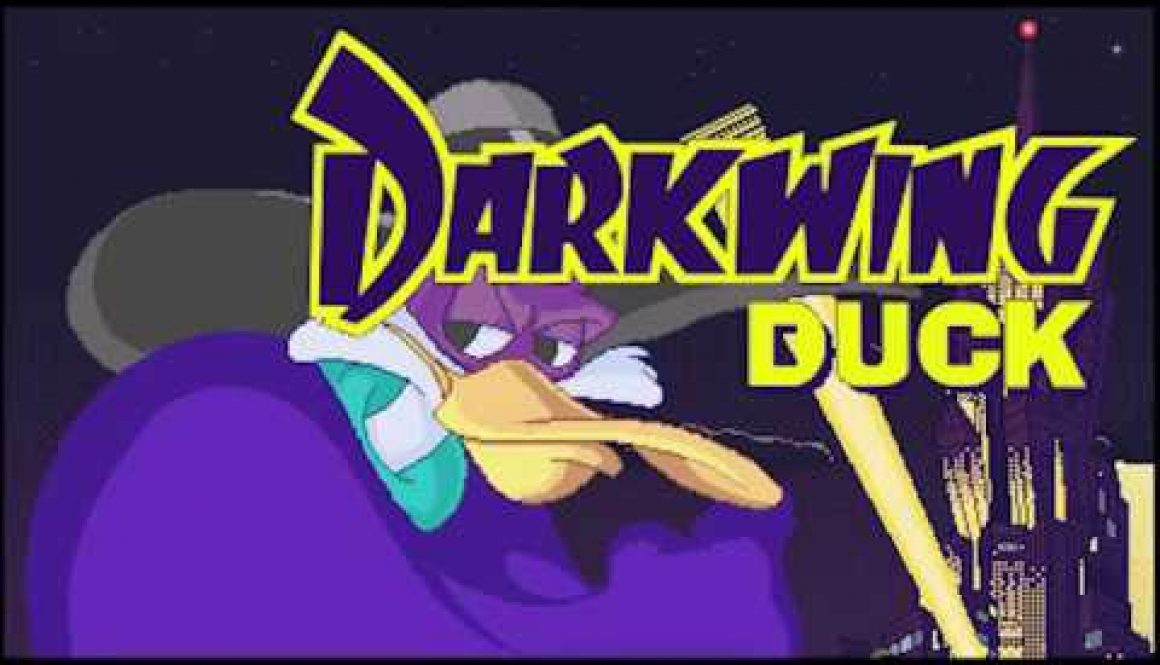 This Rejected Darkwing Duck Game Is Worthy Of The Hat And Mask