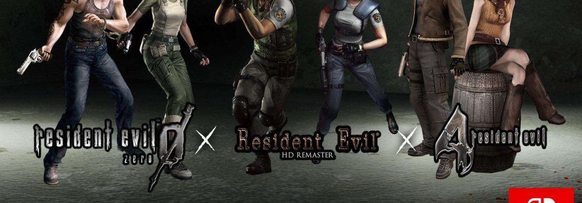 Resident Evil Classics Coming To Switch