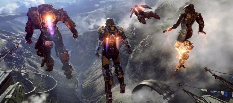 Anthem Day One Patch Notes