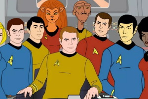 Nickelodeon Could Get An Animated Star Trek Show