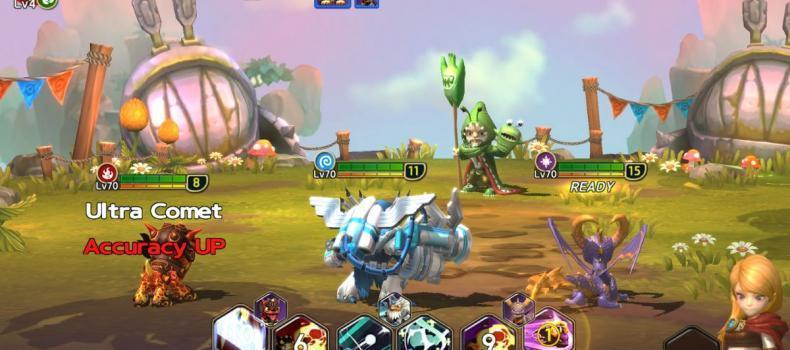 Skylanders Ring Of Heroes Now Available In The US