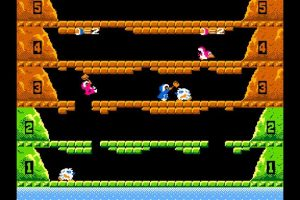 Arcade Version Of Ice Climber Rereleased On Switch