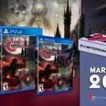 Bloodstained: Curse Of The Moon Getting Physical Edition