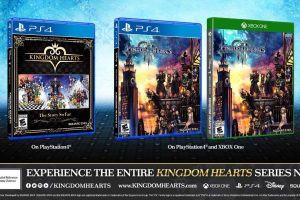 Kingdom Hearts: The Story So Far Returns To Retail March 15