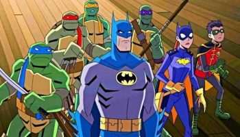 Batman Vs. Teenage Mutant Ninja Turtles: The Trailer