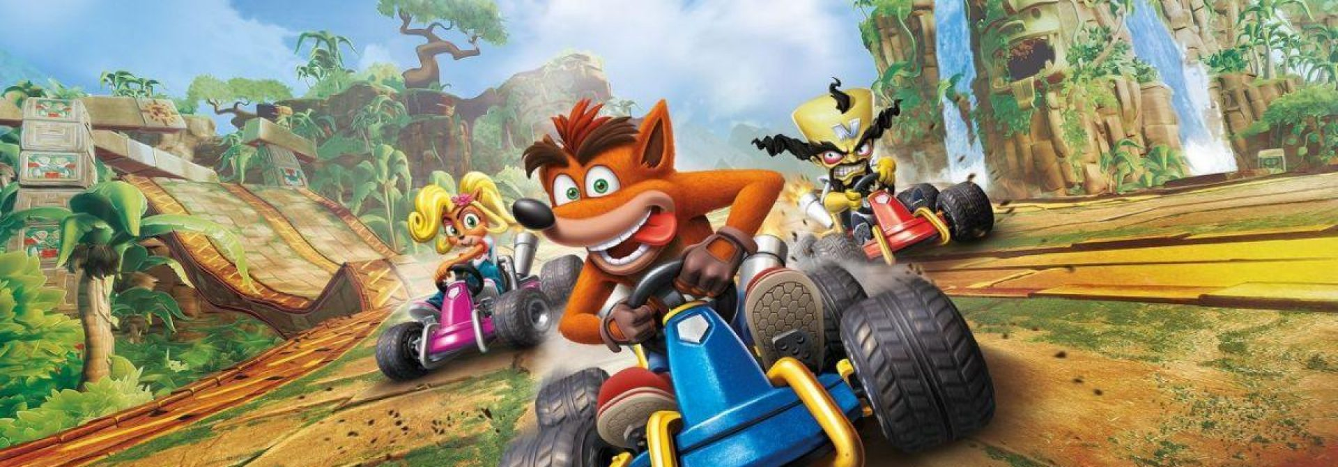 Crash Team Racing Nitro-Fueled Will Include Tracks From Its Sequel