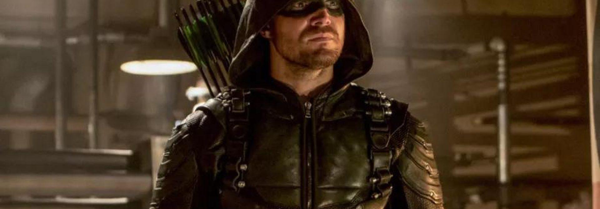 Arrow Is Ending With Season Eight
