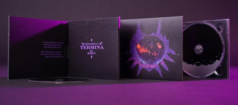 Children of Termina: Limited-Edition CDs Now Available