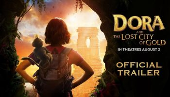 This Is An Action Adventure Movie Starring Dora The Explorer