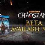 Warhammer: Chaosbane Closed Beta Begins Today