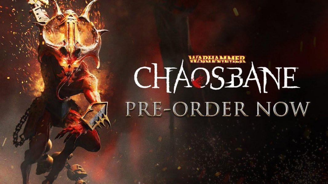 Watrhammer: Chaosbane Closed Beta Date Announced