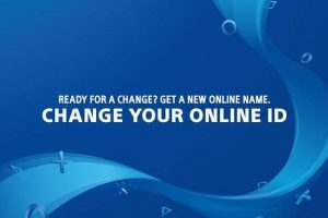 As Of Today, You Can Change Your PS4 PSN Name
