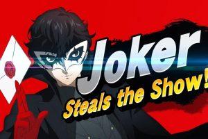 Smash Bros Ultimate Update 3.0 Hits Tomorrow, Brings Joker