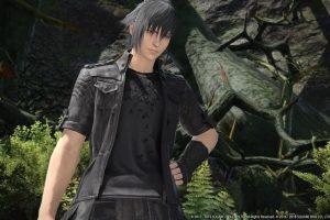 Prince Noctis Is Visiting Final Fantasy XIV