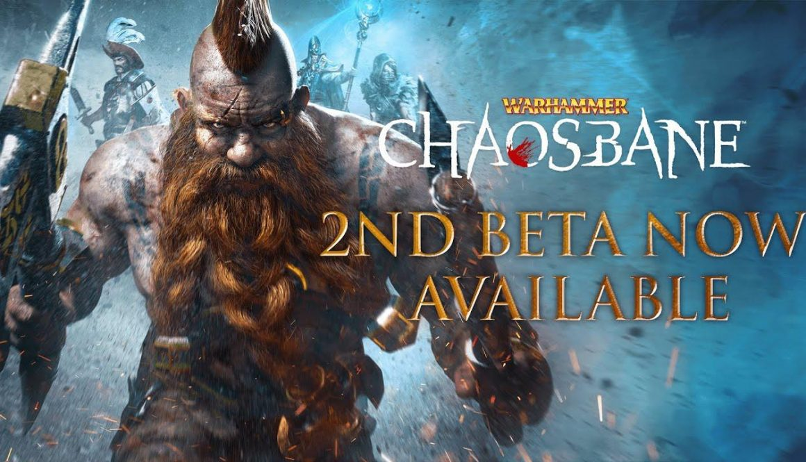 Second Beta For Warhammer: Chaosbane Launches Today