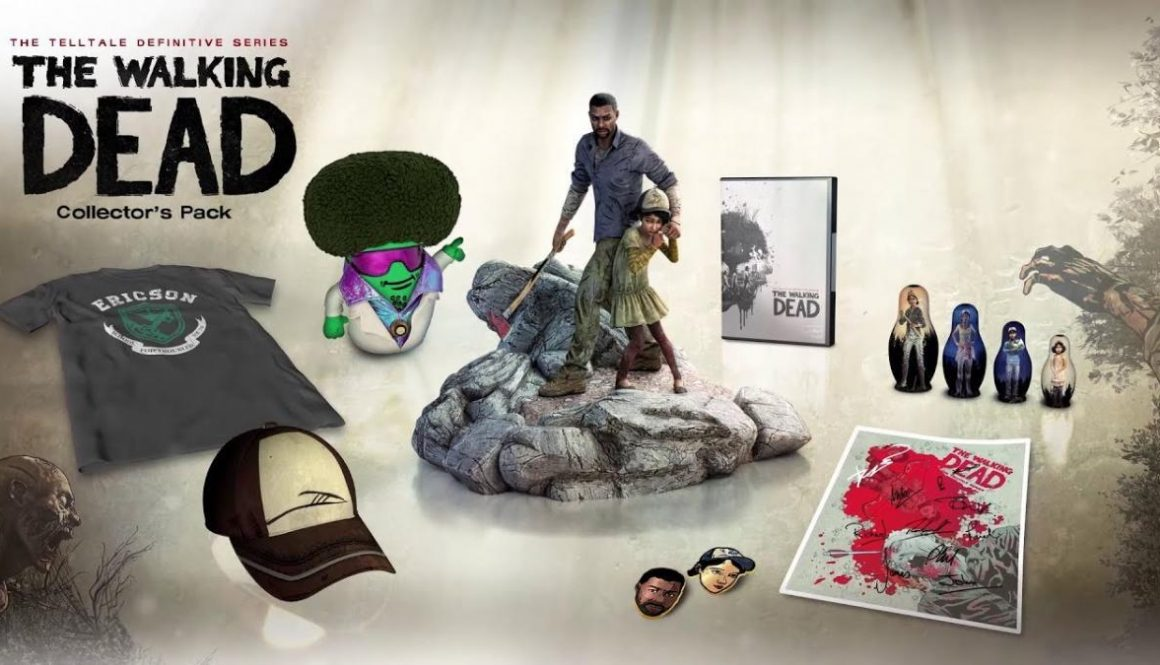 The Walking Dead: The Telltale Definitive Series Announced