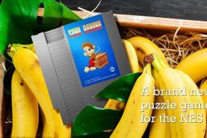 Soko Banana Getting Physical NES Release