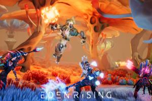 Eden Rising Is Now On Steam