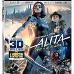 The Blu-Ray For Alita: Battle Angel Is Packed