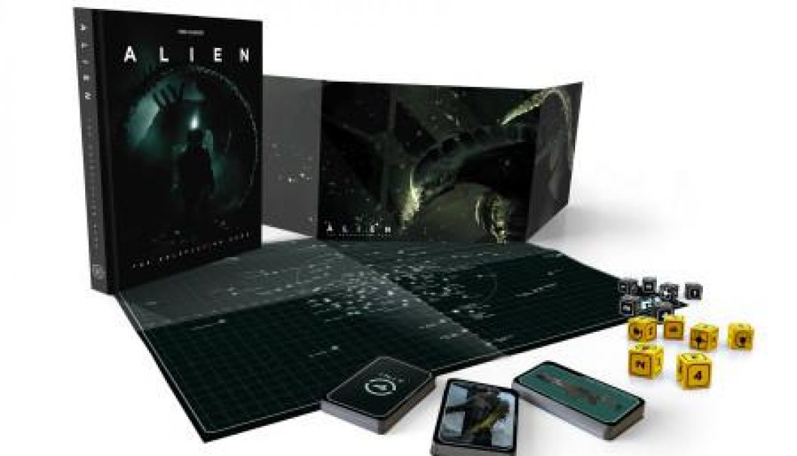 alien: the roleplaying game