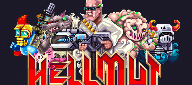 Hellmut Now Available On XBox One