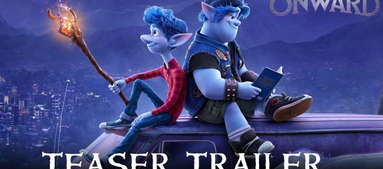Pixar Reveals First Trailer For Onward