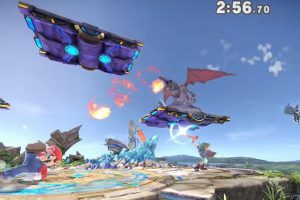 Smash Bros Ultimate Now Has A VR Mode