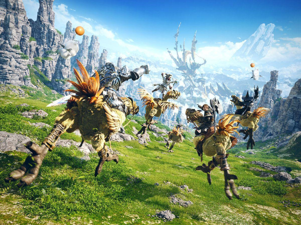 Live-Action Final Fantasy 14 TV Series In The Works