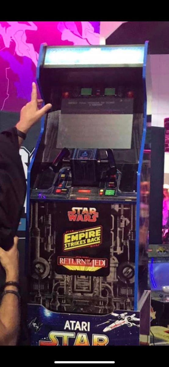 E3 2019: New Arcade 1Ups Include TMNT, X-Men, Star Wars | popgeeks com