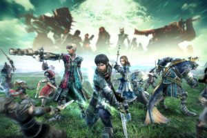 E3 2019: The Last Remnant Remastered Now On Switch