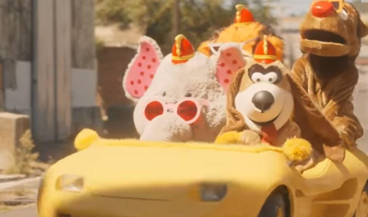 SyFy Is Making A Horror Movie Starring The Banana Splits