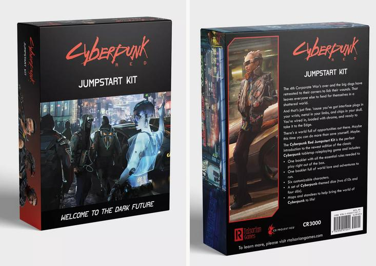 Just Revealed: Cyberpunk Tabletop Prequel To Video Game | popgeeks com