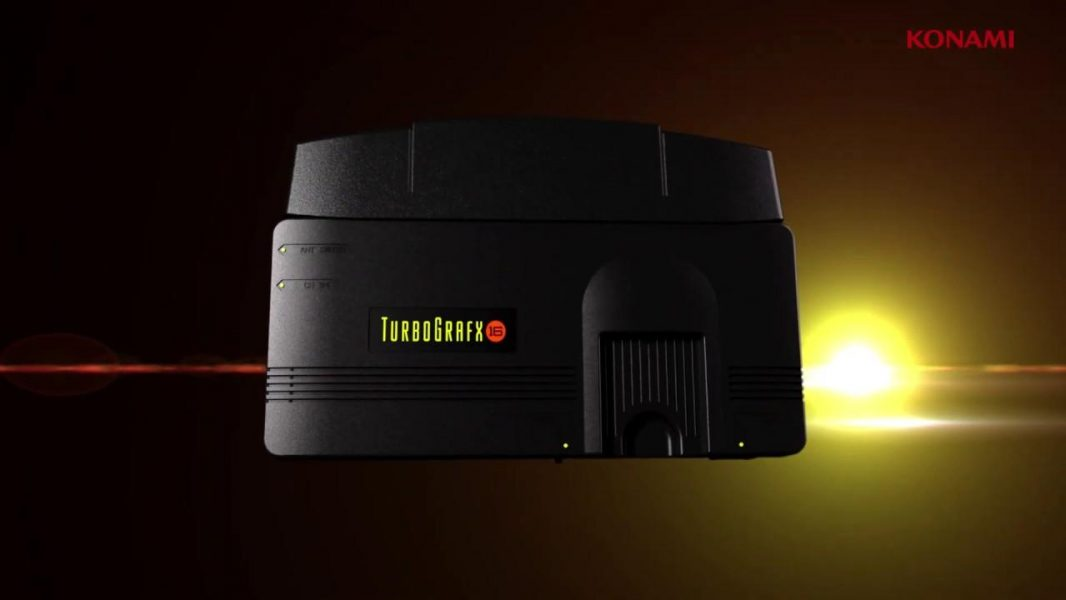 E3 2019: It's Come To This — A TurboGrafx-16 Mini