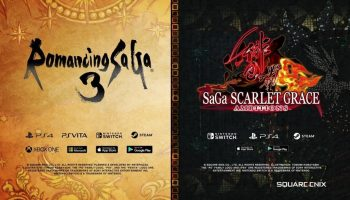 E3 2019: SaGa Returns To North America With Two New Releases