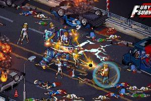 Fury Survivor: Pixel Z Launches On Mobile