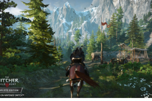 E3 2019: The Witcher 3: Wild Hunt Coming To Switch