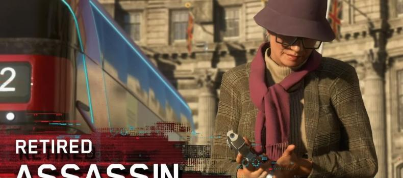 E3 2019: Ubisoft Shows Off Watch Dogs Legion