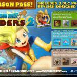 Dragon Quest Builders 2 Season Pass Content Available Now